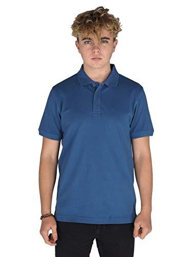 Pierre Cardin Camisa Polo Clásica de Manga Corta para Hombr