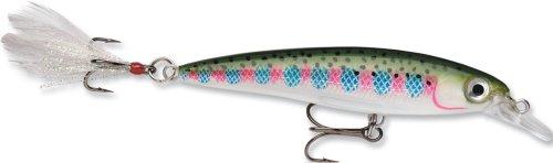 Rapala X-Rap Jerkbait 10 Fishing lure (Rainbow Trout, Size- 4)