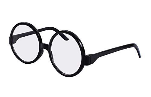 Disguise Harry Potter - Gafas para niños, diseño redondo, color negro