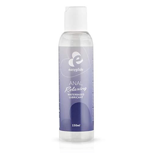 EasyGlide Anal Relaxing (150 ml) Gleitgel für Analverkehr, Entspannendes Anal-Gleitmittel auf Wasserbasis mit Langzeit-Gleiteigenschaft