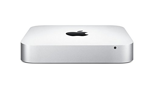 Apple Mac Mini MC815LL/A (4GB RAM, 500GB HD, macOS 10.13) - 1 Pack (Refurbished)