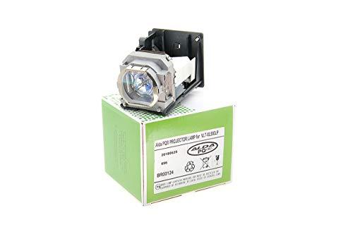 Alda PQ-Premium, Lámpara de proyector Compatible con VLT-XL550LP, 915D116O08 para Mitsubishi XL1550, XL1550U, XL550, XL550U, XL1520, XL2550 Proyectores, lámpara con Carcasa