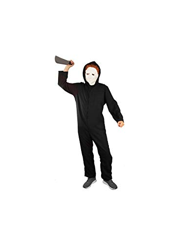 DISBACANAL Disfraz Halloween Mono Negro - -, XXS