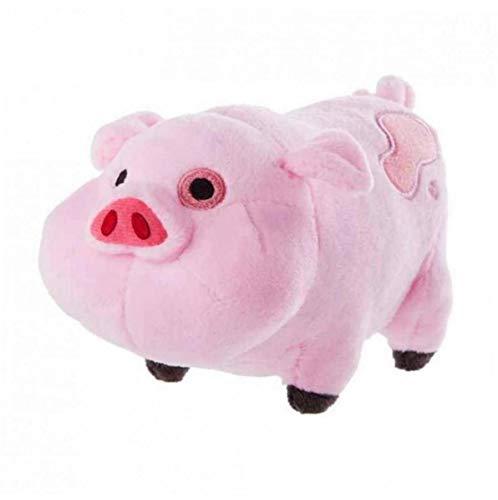 LAVALINK Articoli Regalo 1pc 18 Centimetri Peluche Giocattoli Gravity Falls Waddles Dipper Mabel Pink Pig Dolls & Stuffe Waddles Molle Farcito Bambole Bambini Compleanno