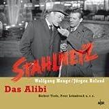 """Stahlnetz Hörbuch: """"Das Alibi"""""""