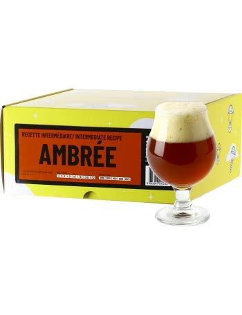 HOPT Amber Bier Rezept-Nachfüllung für fortgeschrittene Braukit