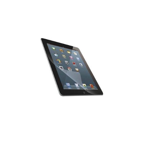 エレコム iPad (2012)、iPad (2012) フィルム 防指紋エアーレス 光沢 TB-A12FLFAG