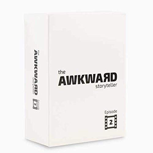 The Awkward Storyteller Party Game, Episode 2 Expansion Pack