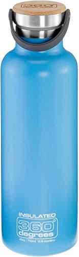 Sea to Summit Trinkflasche 360 Degrees Vacuum Bottles 750ml Aqua (297) 0,75L