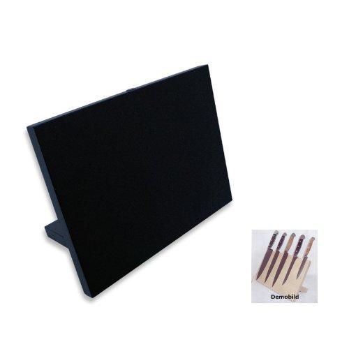 Güde Messerpult - Farbe: schwarz - hochwertig