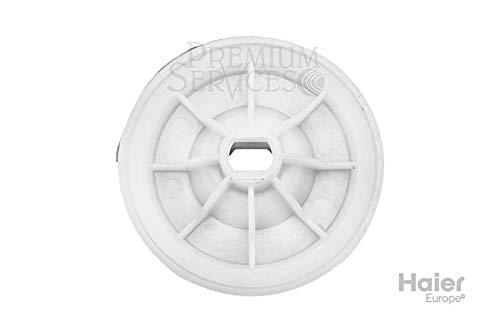 Original Haier-Ersatzteil: Trommel-Wanne-Riemenscheibe für Wäschetrockner Herstellernummer SPHA00605691 | Kompatibel mit den folgenden Modellen: HD80-A82;HD70-A82;HD90-79A-F;HD80-A636-DF;HD80-A82-F;HD