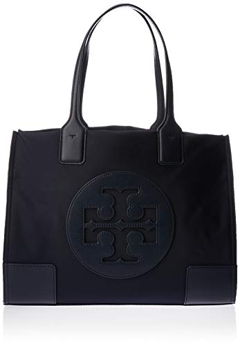 Tory Burch Ella Mini Tote Tory Navy One Size