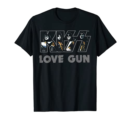 KISS - Pull the Trigger T-Shirt