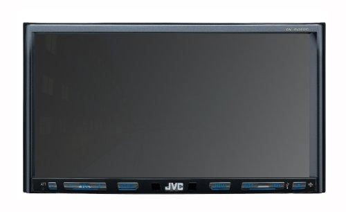 JVC KW AVX 820 Moniceiver (17,8 cm (7 Zoll) Wide Monitor, DVD-Player, DivX-Zertifiziert, Bluetooth, USB 2.0) schwarz