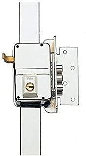HSK Doble Embrague Bot/ón Llave Yale Niquelado Cilindro de Seguridad HSKP3030NM4 30 x 30 mm Leva Larga