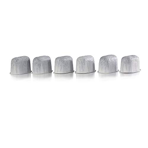 Water Filters For 6 Packs Breville Charcoal Replacement BES870XL BES840XL BES810BSS
