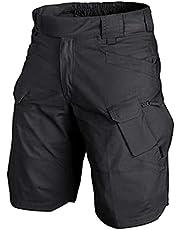 2021 Opgewaardeerde waterdichte tactische shorts voor heren-sneldrogend ademend, tactische wandelbroek, ontspannen pasvorm heren cargoshort voor jonge mannen jongens outdoor halking