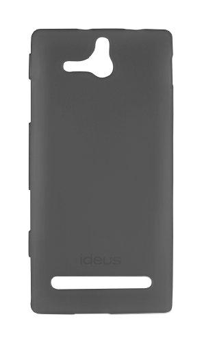 Ideus COXPEUTPUSKGY - Carcasa de TPU para Sony Ericsson Xperia U, gris...