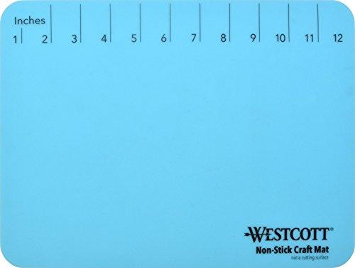 Westcott 9' x 12' Projectmate Silicone Non-Stick Craft Mat