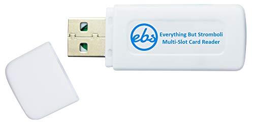 Samsung Micro-SDXC-EVO+ Plus-Speicherkarte für Samsung Handy, 512 GB, kompatibel mit Galaxy A11, A31, A41, M31 Handy (MB-MC512) Bundle mit (1) Everything But Stromboli MicroSD-Kartenleser