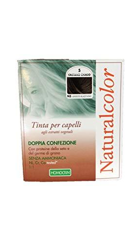 Homocrin Naturalcol 5 Castano Chiaro