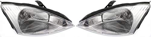 02 focus headlight assembly - 3