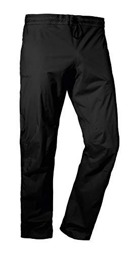 Schöffel Toronto - Pantaloni da Uomo Non Imbottiti, Uomo, Pantaloni Non Imbottiti, 20-22586-23226, Nero, 54