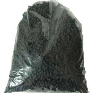 Custom Aquatic Premium Bulk Activated Carbon 55 Lb. Sack 4 mm Pellet