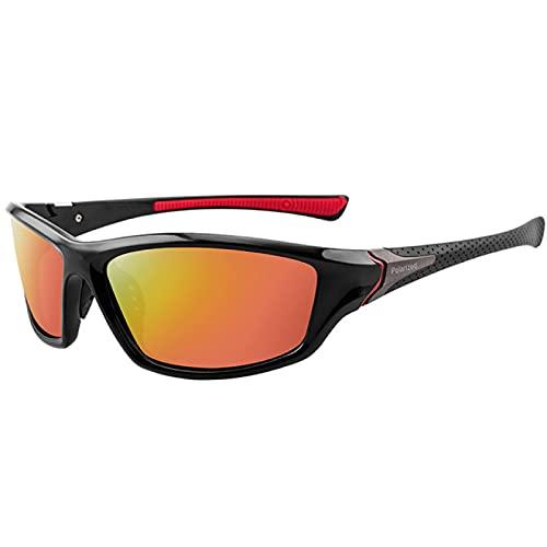Gafas De Sol Polarizadas, Gafas De Conducción para Hombres Y Mujeres, Uv400, Antideslizantes, Gafas para Montar Al Aire Libre
