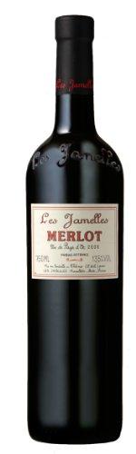 Merlot - Les Jamelles - rot - trocken - 13 %vol.