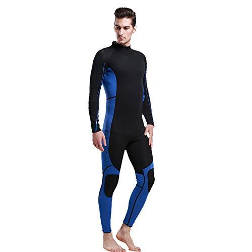 QSFDM Traje de Buceo Trajes de Neopreno de Buceo de 3 mm Trajes de Neopreno de natación de una Pieza Buceo para Surfear Trajes de Neopreno Equipos de Pesca submarina Trajes de Neopreno