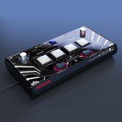 SOUND VOLTEX CONSOLE -NEMSYS- Ultimate Model 専用コントローラ