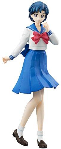 世界制服作戦 美少女戦士セーラームーン 水野亜美 1/10スケール PVC製 塗装済み完成品フィギュア