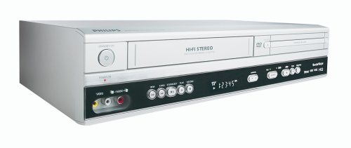 Philips DVP 620 DVD-Player/Videorekorder-Kombination