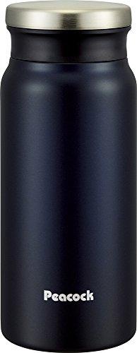 ピーコック魔法瓶工業 ピーコック ステンレスボトル マグ AMZ-40 A インディゴ 0.4L 1コ入