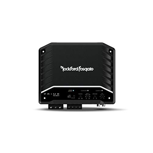 Rockford Fosgate R2-500X1 500-Watt Mono Amplifier