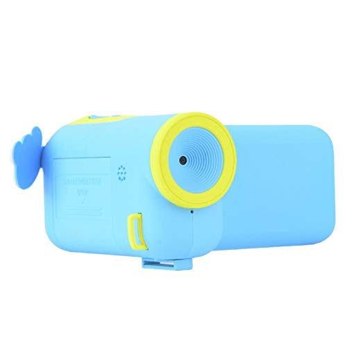 Bediffer Cámara digital para niños, fácil de operar niños HD cámara para niños regalo de cumpleaños (azul)