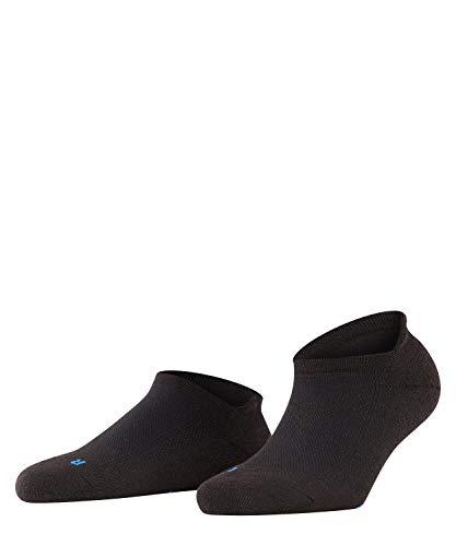 FALKE Damen Sneakersocken Cool Kick - Funktionsfaser, 1 Paar, Schwarz (Black 3000), Größe: 37-38