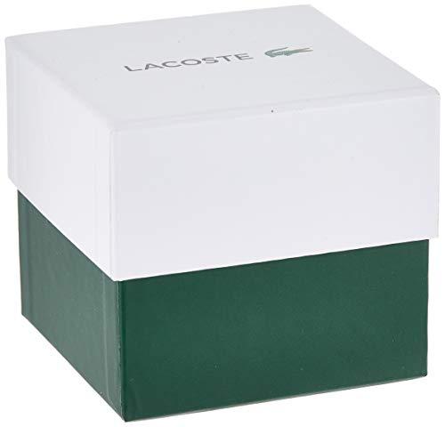 Lacoste 20851 Montre décontractée à Quartz pour Homme Motif WESTPOINT Multicolore