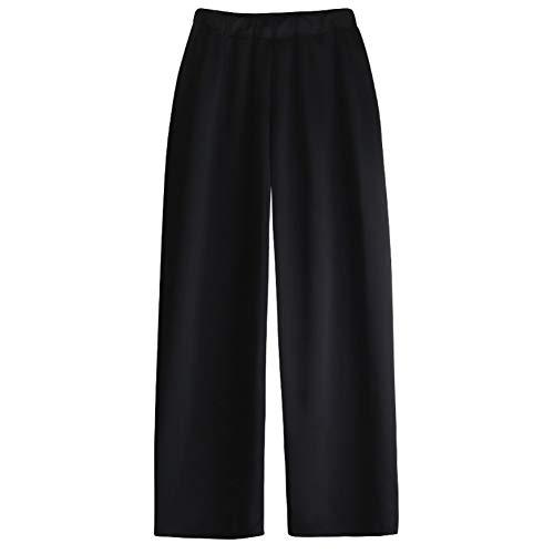 YSDSBM Pantalones Mujer Sólido Simple Suelto Básico Harajuku Pantalones para Mujer Tallas Grandes Casual Moda Streetwear Chic Ocio Nuevo