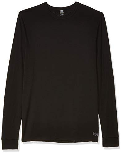 Helly Hansen Heren T-shirt met lange mouwen Hh Merino Mid Ls