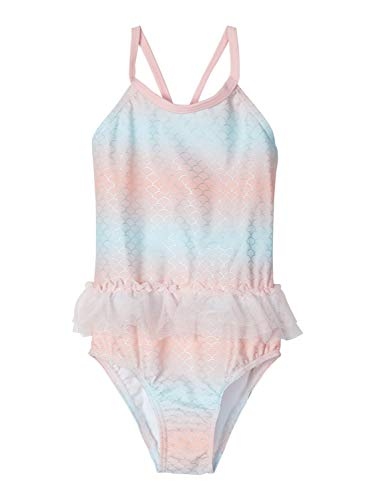 NAME IT meisjes badpak NMFZAZA SWIMSUIT