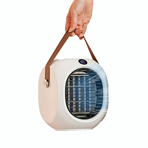 Air Conditioner Mini Air Cooler ,air Coolers For Home Quiet Bedroom Water ,portable The Fan ,small Humidifier , Desktop Cooling Soothing