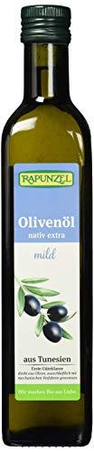 Rapunzel Olivenöl mild, nativ extra, 0,5l