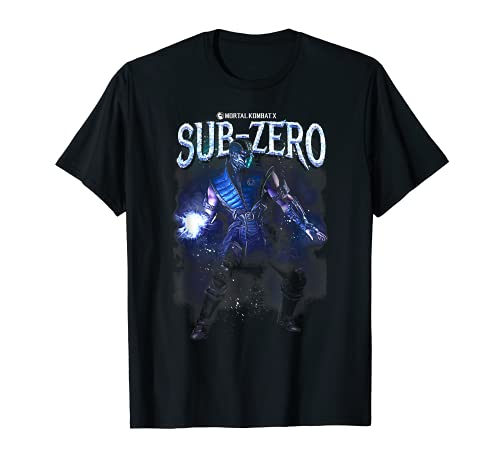 Mortal Kombat X Sub-Zero T-Shirt