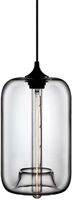 SHIQUNC Kunstfertigkeit Pendelleuchte, Hngeleuchte, Glas Material, E27, 220V, Nicht Glühlampe einschlieen