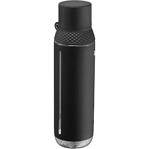 WMF Waterkant Trinkflasche 750ml, Tritan- Flasche mit Auto-Close Deckel, auslaufsicher, BPA-freie Wasserflasche
