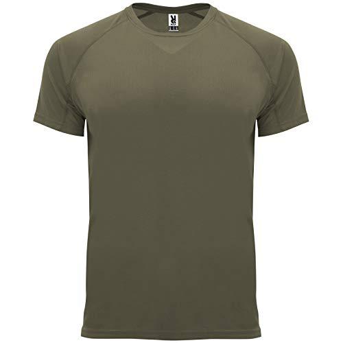 ROLY Camiseta Bahrain 0407 Hombre Verde Militar 15 L