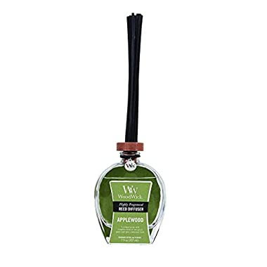 Woodwick Candle Reed Diffuser 7 Oz. - Applewood