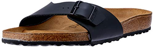 Birkenstock Madrid, Mules, Noir 42 EU (normal)